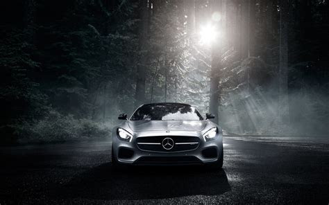 Mercedes Benz AMG GT S 2016 Wallpapers   HD Wallpapers