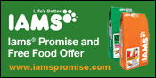 Iams Promise and Free Food Offer