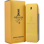 Paco Rabanne One Million Cologne Men's EDT Spray - 3.4 fl oz bottle