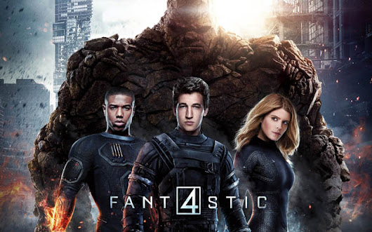 Fantastic Four, An EF In-Depth Review, Was It really that bad? Is It Worth A look?