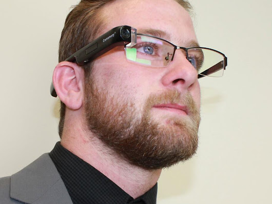 Motion Control Camera Camcorder HD Bluetooth Smart Glasses by Shawn Chen —  Kickstarter
