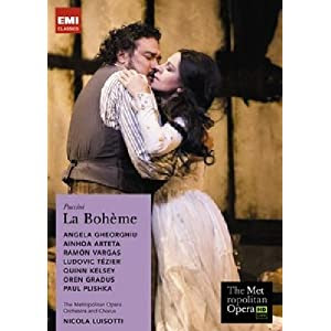 Puccini: La Boheme (Live from the Met)