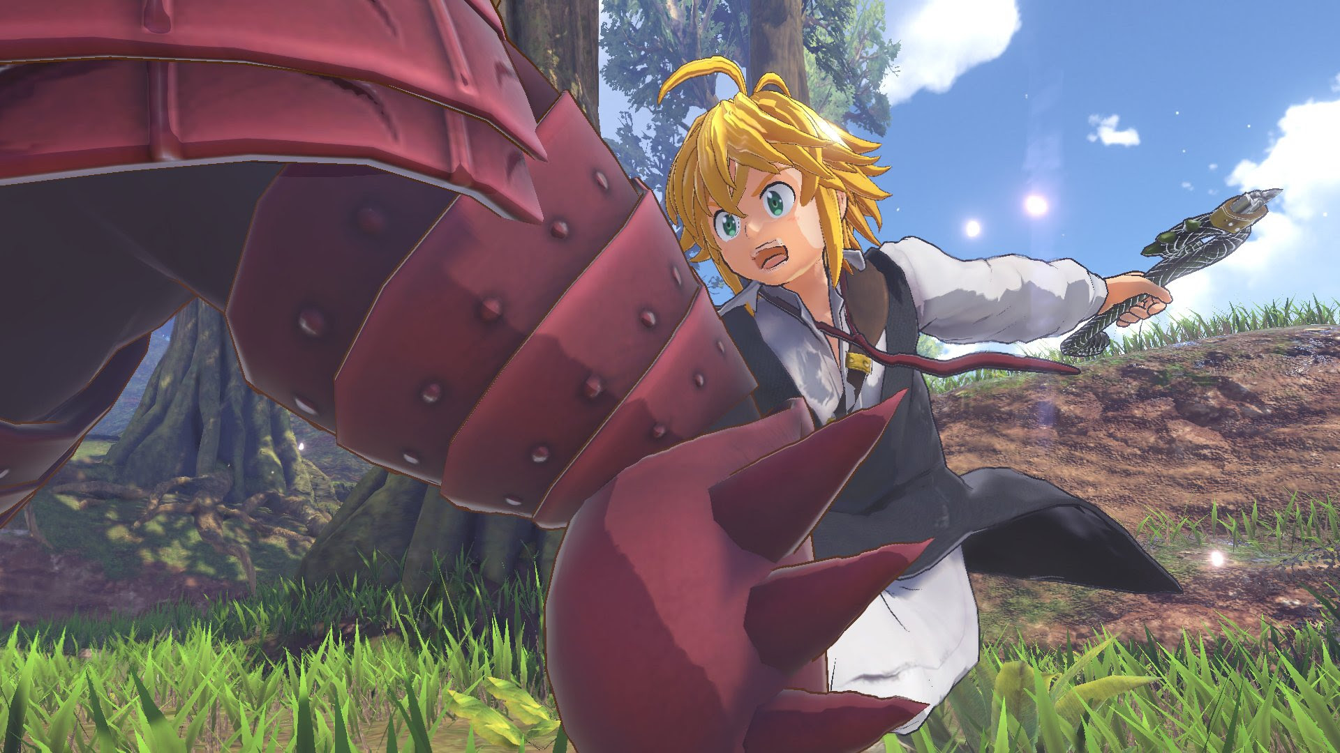 The Seven Deadly Sins: Knights of Britannia coming to North America screenshot