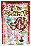 おえかきスティックチョコ 10個入り BOX (食玩・チョコ)