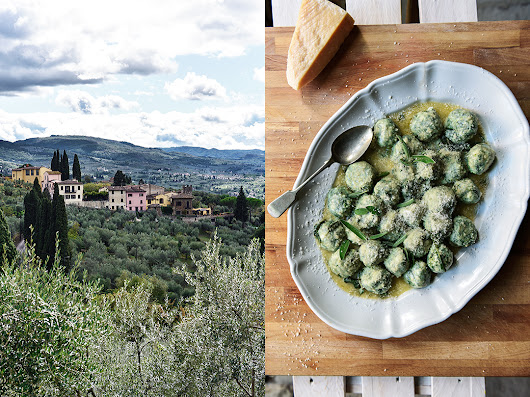 Meet In Your Kitchen | Emiko Davies & Marco Lami's Dolce Vita in Florence - eat in my kitchen