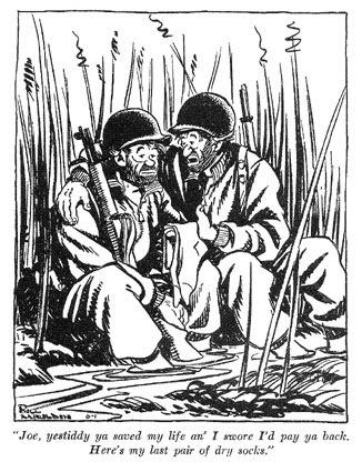 Bill Mauldin's Willie and Joe