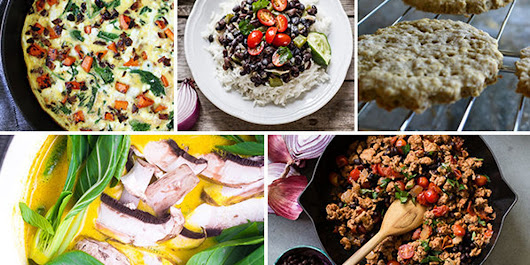 Meal Prep: 5 Healthy Recipes To End January On A High Note | The Huffington Post