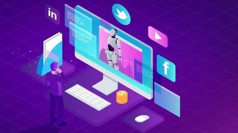 Udemy 100% Off - Artificial Intelligence In Digital Marketing