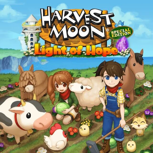 Harvest Moon: Light of Hope Special Edition - PS4 | Snyd.dk | Snydekoder / Cheats til spil