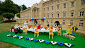 Legoland Creates Prince George's First Birthday Party - ABC News