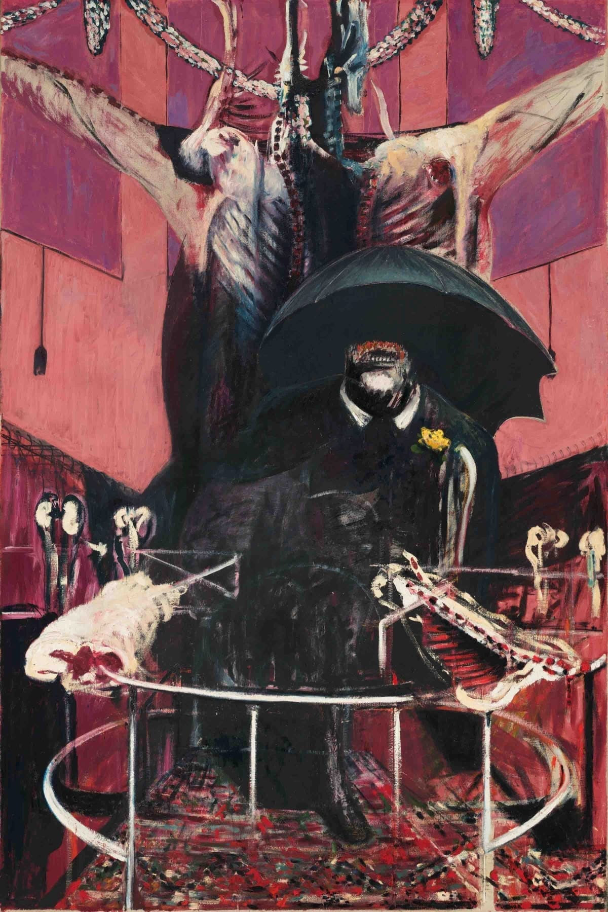 Francis Bacon On Violence Suffering And Painting For Himself