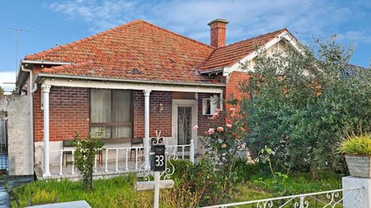 This Brunswick West house, bought for $6000 in 1975, sold for $1.2M