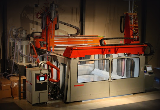 Hybrid 3D Printer-CNC Machine Offers a Cut Above the Rest > ENGINEERING.com