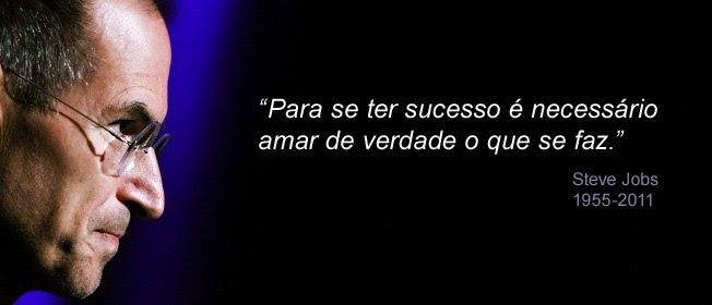 Steve Jobs Dr Bruno Rabello