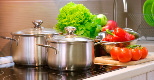 10 Important Tips For Using Stainless Steel Cookware Safely