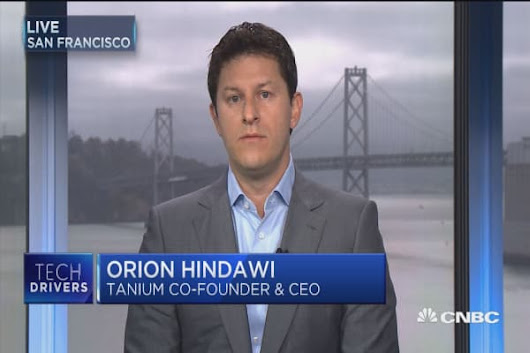 Tanium CEO: Cybersecurity becoming the No. 1 threat to business