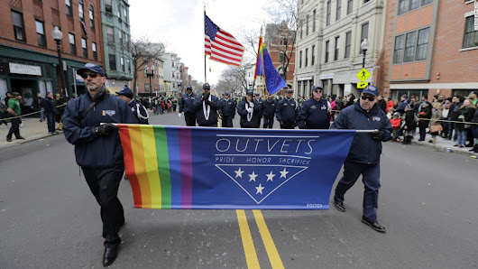 Boston St. Patrick's Day parade will allow gay veterans group
