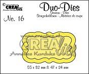 Duo Dies no. 16 Duo Labels 3