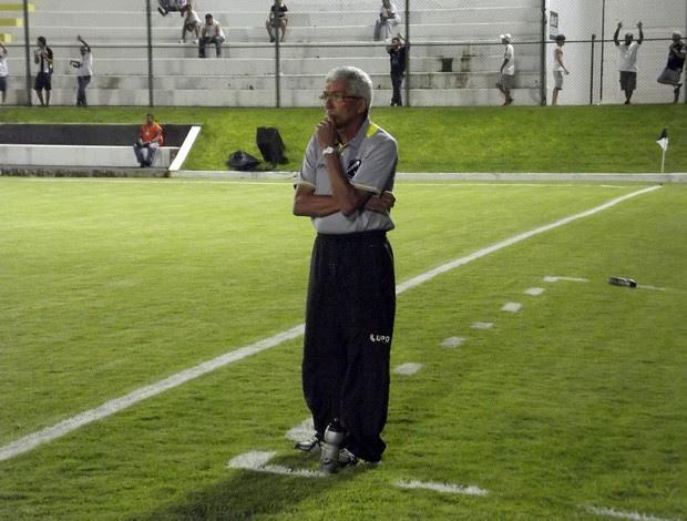 Givanildo Oliveira, técnico do ABC (Foto: Jocaff Souza)
