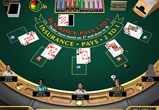 Blackjack Table Casino Near Me