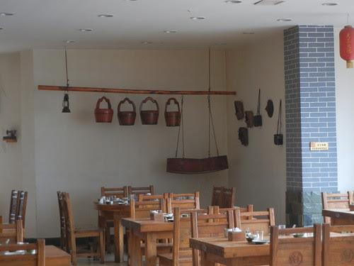 DSCN0126 _ Restaurant, Shenyang, September 2013