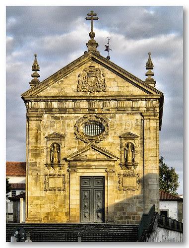 Igreja de S. Vitor by VRfoto