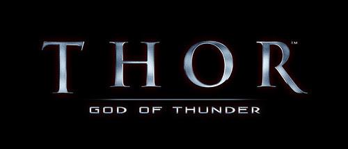 Thor: God of Thunder logo