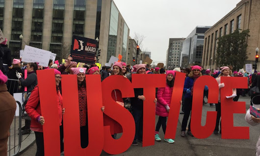 My Experience on the Ground at the D.C. Woman's March – The Sexy Politico