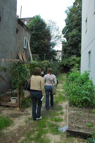Spencer Street Garden