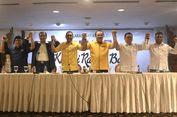 Pilkada Bali, Enam Parpol Deklarasikan KRB Melawan Koalisi PDI-P