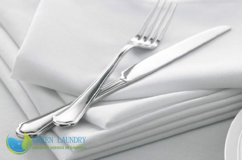 Giặt khăn bàn nhà hàng đà nẵng
