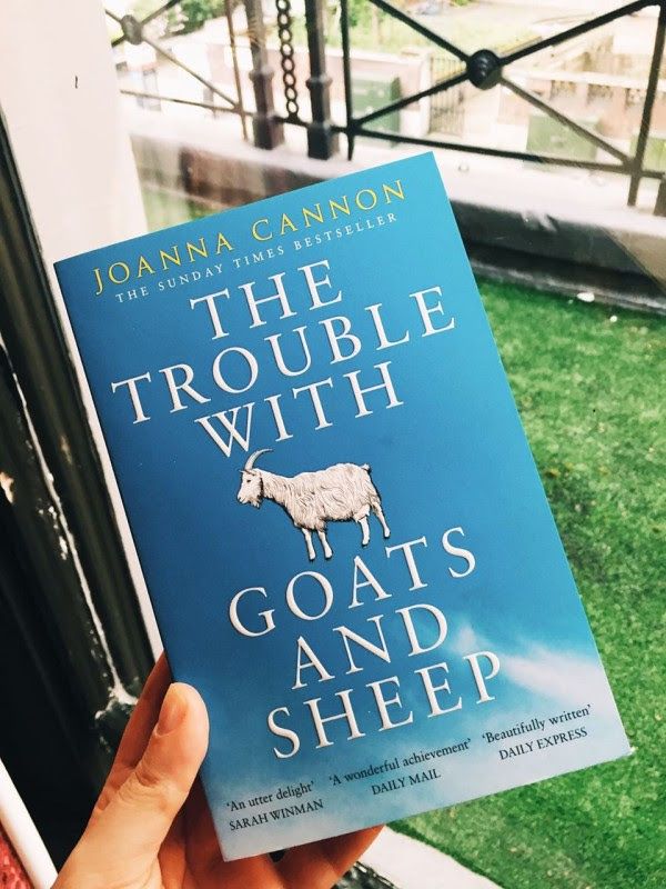 The Trouble with Goats and Sheep A Novel By Joanna Cannon