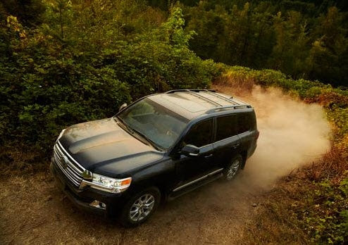 Review the New 2016 Land Cruiser's Changes