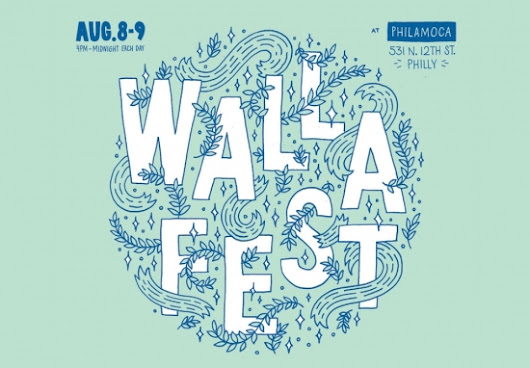iradiophilly | Culture - Walla Fest at PhilaMOCA August 8-9th Music - Art - Film; LIVE Broadcast