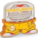 Melissa & Doug Smarty Pants Card Set, Preschool