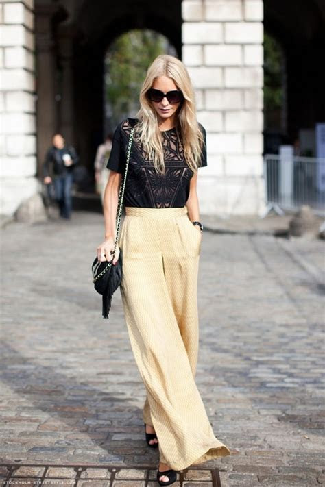 palazzo pants  trend  summer  style motivation