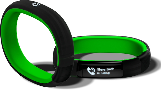 Razer Nabu Notifications