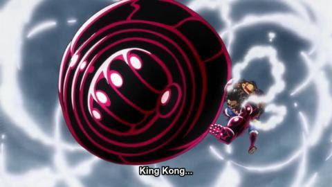 Gear 4: King Kong Gun - Monkey D Luffy (One Piece)