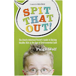 Ingram Publisher Services Spit That Out Book by Paige Wolf