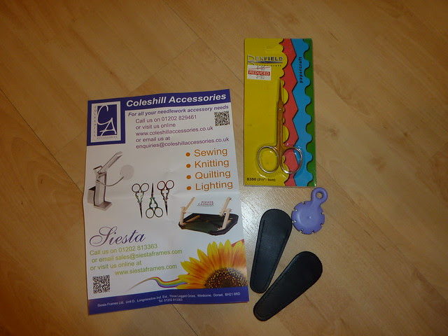 Sewing Notions / Tools Bought