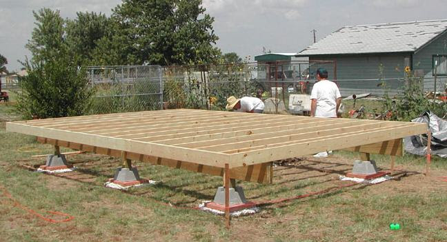 Build A Deck Using Blocks Mycoffeepot Org