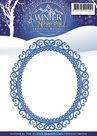 PM10048 Die - Precious Marieke - Winter Wonderland - Wondrous Frame