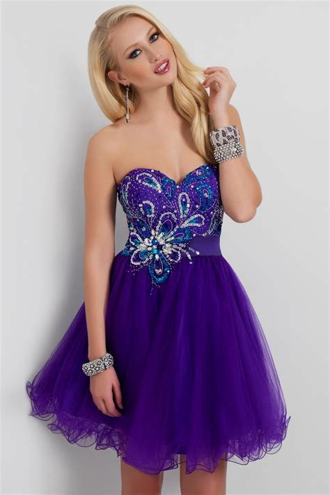 purple short prom dresses under 100 Naf Dresses