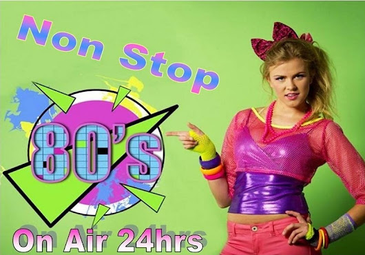 Non Stop 80s Radio Leeds - Radio Station Playing 24 Hour Eighties Music