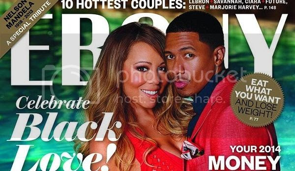 Mariah Carey & Nick Cannon get wet on February cover of ...