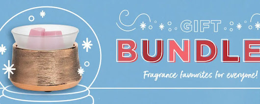 Scentsy Gift Bundles - Give the gift of fragrance this Christmas