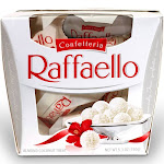 Ferrero Raffaello Almond Coconut Candy - 5.3oz/15ct
