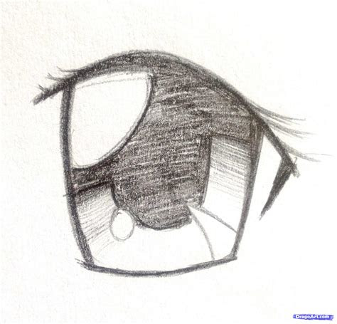 draw anime eyes step  step anime eyes anime