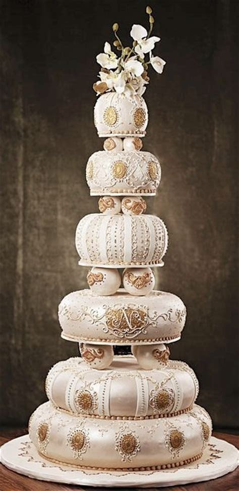 114 Best images about Elegant Wedding Cakes on Pinterest