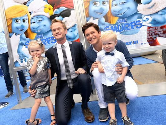 Neil Patrick Harris' Family Halloween Costumes Are Always the Best — PHOTOS